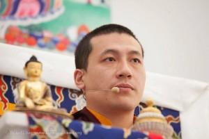 Karmapa in Germany Europe Center