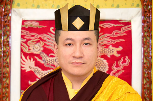 Karmapa official portrait featured image
