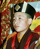 Karmapa biography - portrait 1994