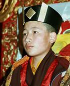 Karmapa biography - portrait 1994