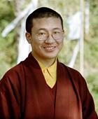 Karmapa in 1998
