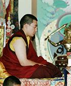 Karmapa in 2002