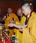Karmapa in 2003
