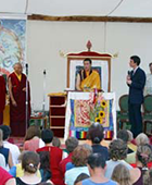 Karmapa 2004