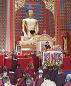 Karmapa biography 2005
