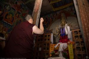 Consecration of Khaltsi