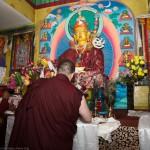 Guru Rinpoche in Wanla