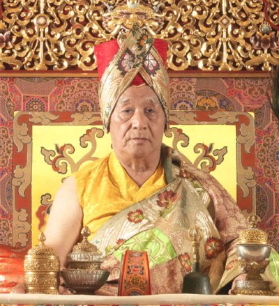 HH_Dagchen_Sakya_Rinpoche Photo from: www.sakya.org