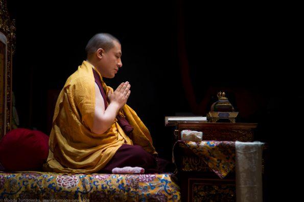 Gyalwa Karmapa in Malaysia 2016