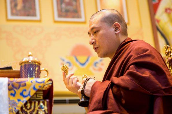 Amithaba Long Life Puja and Tsog offering