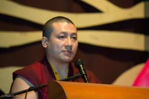 Speech by HH Gyalwa Karmapa