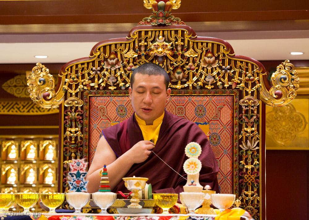 Gyalwa karmapa visits singapore october 2nd to 10th rabne puja thaye dorje his holiness the 17th karmapa altavistaventures Choice Image