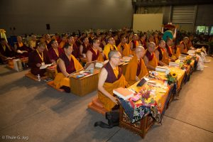 Kagyu Monlam Prayers with HH Gyalwa Karmapa