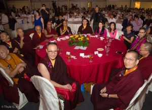 Appreciation Dinner with Gyalwa Karmapa