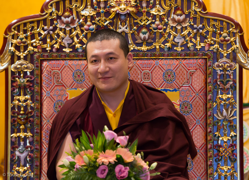 Teaching by His Holiness Gyalwa Karmapa: Establishing the Foundation of Dharma