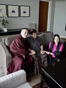 karmapa-long-life-empowerment-HRH-ashi-chokyi-2-Resized