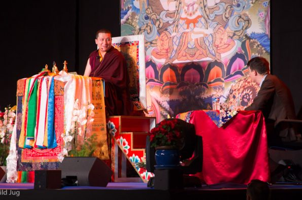 Karmapa-visits-Montchardon-2017-08-09-to-17.-Teachings-about-Refuge