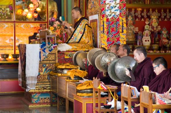 Kagyu-Monlam-2015-Mahakala-Puja