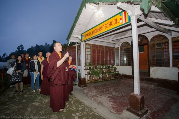 Shamarpa-commemoration-ceremonies-in-Kalimpong-2017