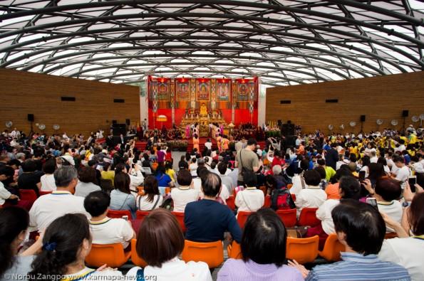 Gyalwa-Karmapa-in-Taiwan-2016