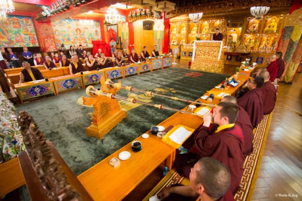 Karmapa-visits-Taiwan-Mahakalapuja-to-pray-for-Taiwan