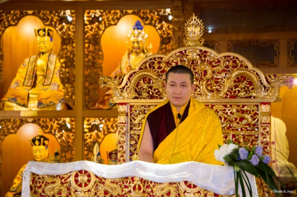 Karmapa-visits-Taiwan-Teachings-about-impermanence-refuge-and-Dorje-Sempa-Empowerment