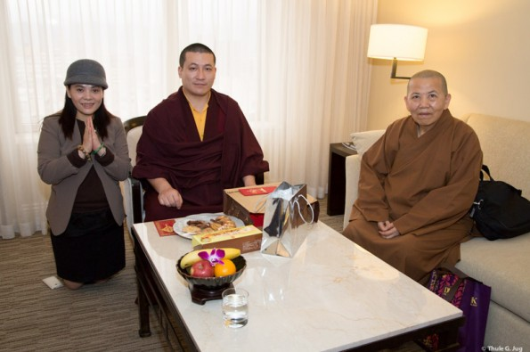 Karmapa-visits-Taiwan-Audiences