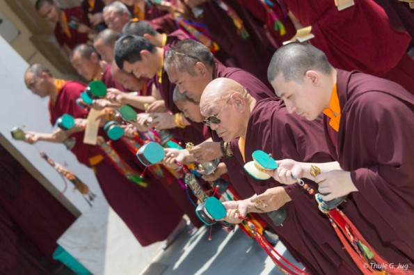 One-Year-Commemoration-Ceremonies-of-the-Passing-of-HH-the-14th-Shamarpa-Mipham-Chokyi-Lodro-with-Gyalwa-Karmapa-and-lamas-from-the-Karma-Kagyu-School