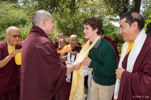 Karmapa-visits-Dhagpo-Kagyu-Ling.-July-25-to-Aug1-2015