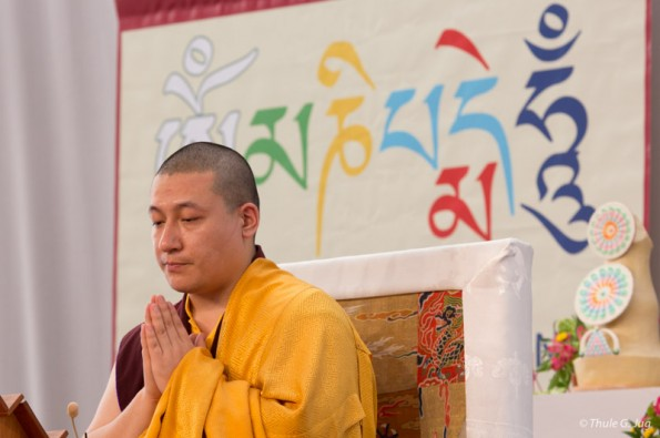 Karmapa-visits-Dhagpo-Kagyu-Ling.-July-26-to-Aug1-2015