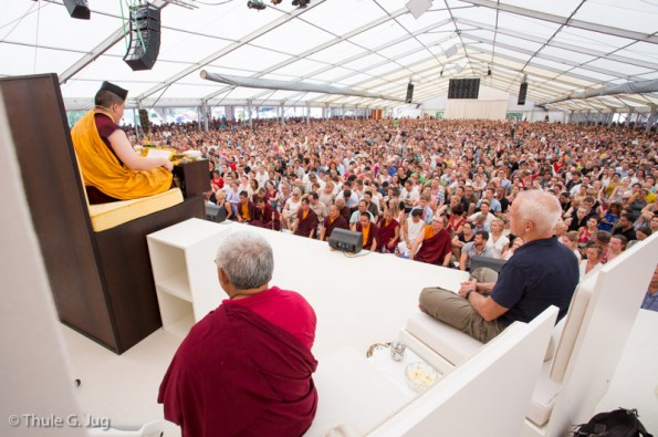 Karmapa-visits-Europe-Center-in-Germany.-Aug1-to-9-2015