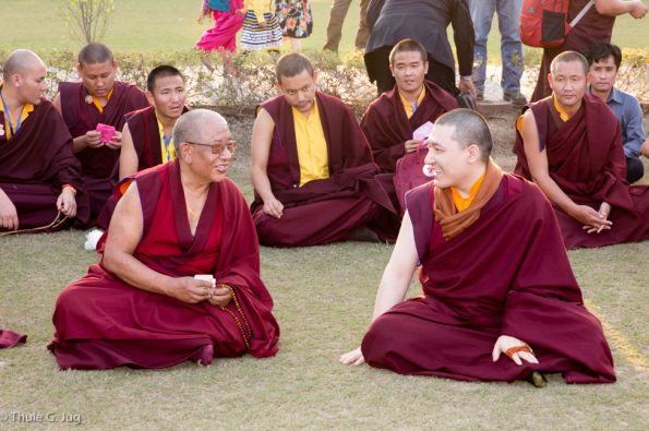 Kagyu-Monlam-2016.-Pigrimadge-to-Kushinagar
