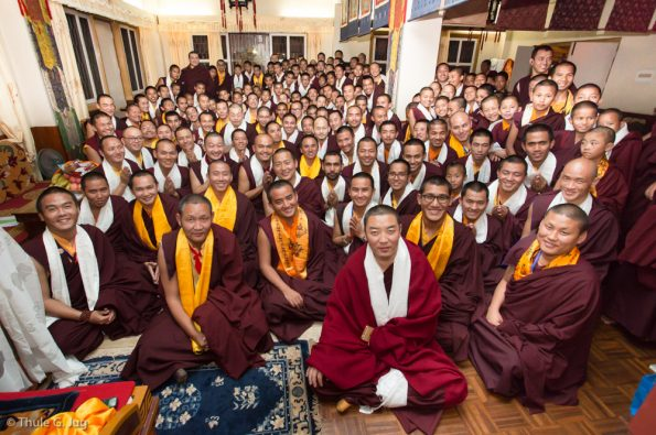 Kagyu-Monlam-2016.-Audiences