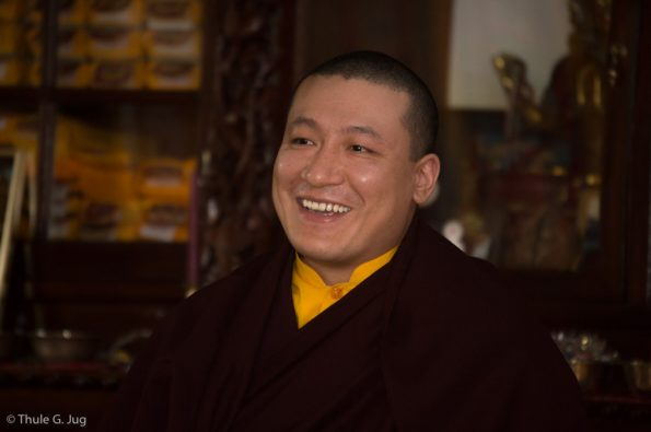 Karmapa-visits-Sweden-17-07-24-to-30.-Meeting-with-Young-Buddhists