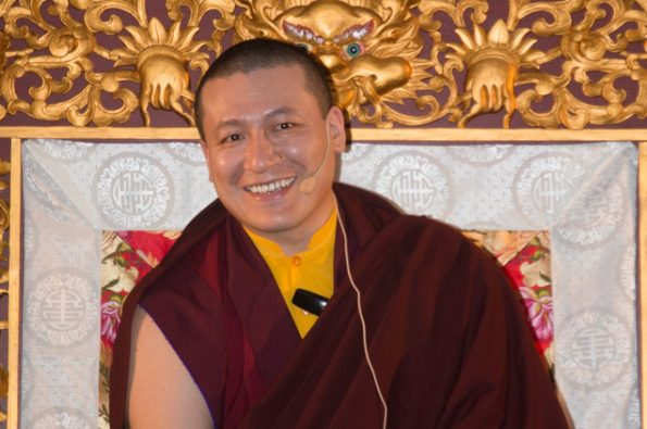 Karmapa-visits-Sweden-17-07-24-to-30.-Teaching-about-The-Buddhist-Refuge