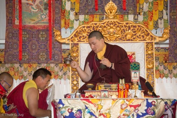 Karmapa-visits-Sweden-17-07-24-to-30.-Chenresig-Empowerment