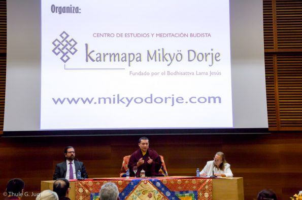Karmapa-visits-Gulina-Pamplona-and-San-Sebastian-2017-08-05-to-09.-Teaching-The-Way-of-the-Bodhisattva