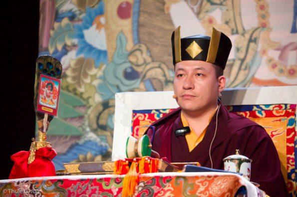 Karmapa-visits-Montchardon-2017-08-09-to-17.-Amitayus-Empowerment