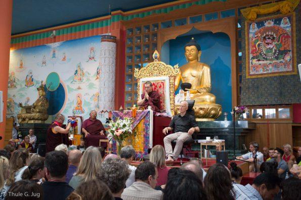 Karmapa-visits-Karma-Guen-2017-08-17-to-22.-Mahakala-Empowerment