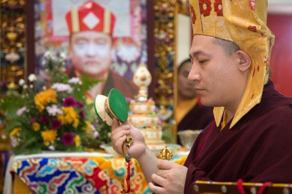 Gyalwa-Karmapa-visits-Kuching-September-26th-to-October-2nd-2017-Opening-Ceremony-and-Rabne-Puja