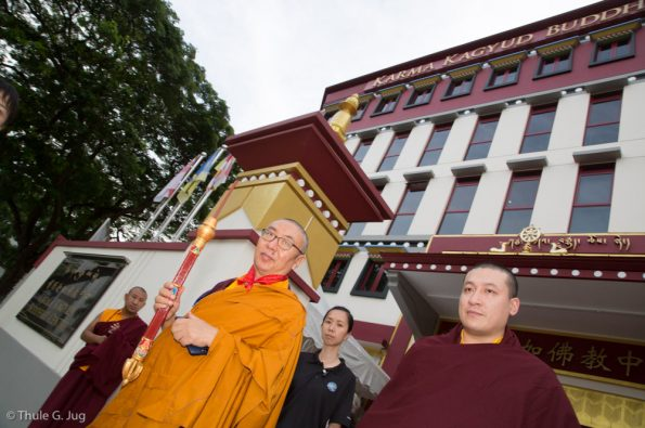 Gyalwa-Karmapa-visits-Singapore-October-2nd-to-10th-Arrival-at-the-Airport-October-2nd-to-10th-Welcoming-Ceremony-at-the-Karma-Kagyu-Center