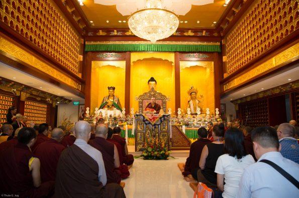 Gyalwa-Karmapa-visits-Singapore-October-2nd-to-10th-Teachings