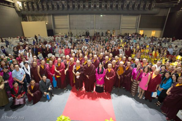 Gyalwa-Karmapa-visits-Singapore-October-2nd-to-10th-Appreciation-Dinner