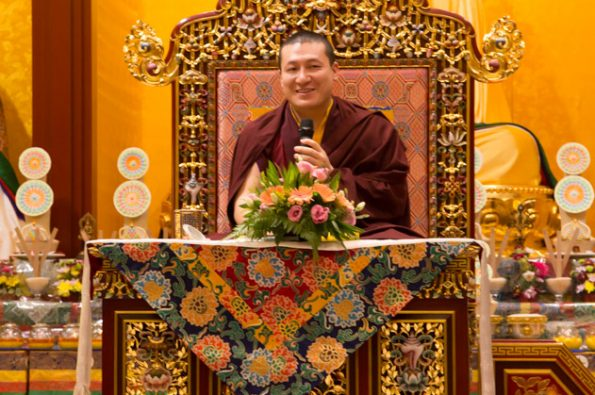 Gyalwa-Karmapa-visits-Singapore-October-2nd-to-10th-Teaching