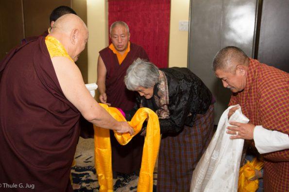 Sangyumla´s-Family-visits-Karma-Temple
