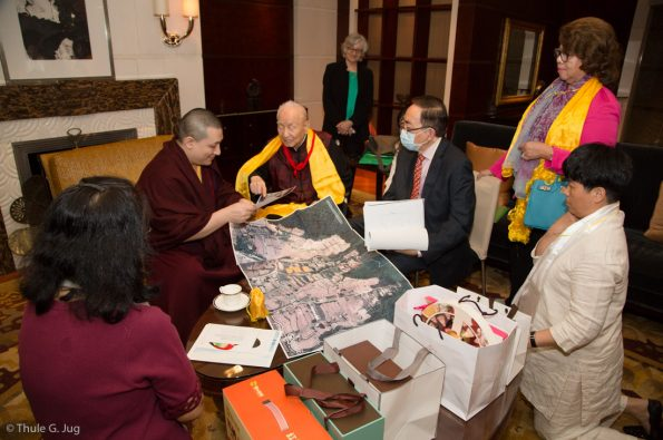 Karmapa-in-Hong-Kong-2018-03-31-to-04-09.-Audiences