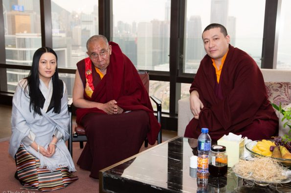 Karmapa-in-Hong-Kong-2018-03-31-to-04-14.-Audiences