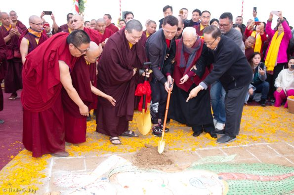 Karmapa-visits-Kathmandu-2018-12-03-to-07.-Ground-Breaking-Ceremony-at-Karma-Karsal-Ling-Monastery