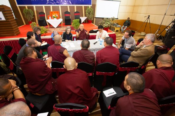 4th-International-Karma-Kagyu-Meeting-Bodhgaya-11-to-13-December-2018-2nd-day