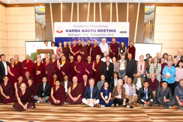 4th-International-Karma-Kagyu-Meeting-Bodhgaya-11-to-13-December-2018-3rd-day
